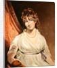 Portrait of the Honourable Mrs. Bouverie by John Hoppner