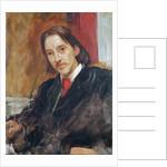 Portrait of Robert Louis Stevenson by Sir William Blake Richmond
