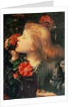 Portrait of Dame Ellen Terry by George Frederick Watts