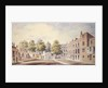 View of Whitehall Yard by T. Chawner