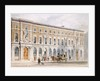 The New Building of Merchant Taylors and Hall by Thomas Hosmer Shepherd