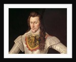 Portrait of Henry Wriothesley 3rd Earl of Southampton by English School