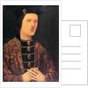 Portrait of King Edward IV of England by English School