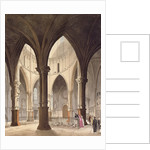 Temple Church by T. & Pugin