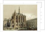 La Sainte Chapelle, Paris by Deroy