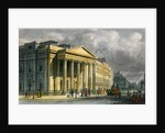 The New College of Physicians, Pall Mall, East by Thomas Hosmer Shepherd