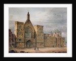 Entrance to Westminster Hall by John Coney