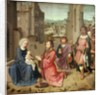 Adoration of the Kings by Gerard David