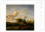 The Little Farm by Adriaen van de Velde