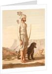 A Meena of Jajgurgh by Thomas Baxter