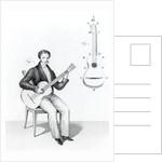 Guitar by English School