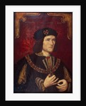 Portrait of King Richard III by English School