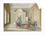 Board Room of The Admiralty by T. & Pugin