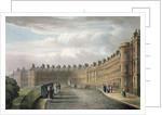Lansdown Crescent, Bath by David Cox
