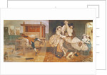 John Kay, Inventor of the Fly Shuttle by Ford Madox Brown