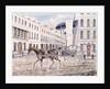 Astley's Advertising Cart by Thomas Hosmer Shepherd
