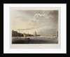 A View of London from the Thames by T. & Pugin