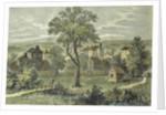 View of Marylebone by English School