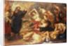 The Brazen Serpent by Peter Paul Rubens