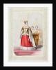 Portrait of Queen Victoria by English School