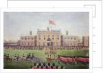 Grand Parade of the Hon Artillery Company by English Photographer