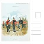 The Highland Light Infantry by Richard Simkin