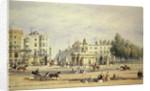 Grosvenor Gate and the New Lodge by Thomas Hosmer Shepherd