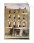 The Liverian Museum by Thomas Hosmer Shepherd