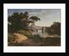 The Bridge at Narni by Jean Baptiste Camille Corot