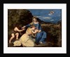 The Virgin and Child with Saints by Titian