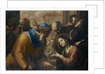 Christ Disputing with the Doctors by Gregorio Preti