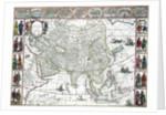 Asia noviter delineata by Willem Blaeu