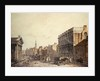 View of Whitehall, looking towards Charing Cross by James Miller