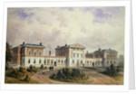 Fever Hospital, Liverpool Road by Thomas Hosmer Shepherd