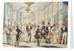 Summer Fashions for 1836 by English School