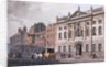 The South front of Ironmongers Hall by English School