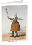 Buy a Broom?!! by George Cruikshank