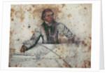Self Portrait by Edward Ellerker Williams