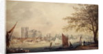 From Lambeth Walk, 1792 by B.W. Turner