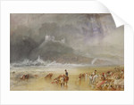 Criccieth Castle, North Wales, c.1835 by Joseph Mallord William Turner
