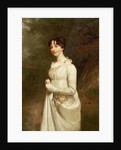 Portrait of Marcia. B. Fox by Sir William Beechey