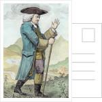 Dr Samuel Johnson by English School
