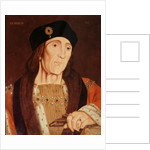 Henry VII by English School