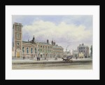 St. Thomas's Church, Southwark, London by Thomas Hosmer Shepherd