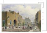 St. Thomas's Hospital, Southwark, London by Thomas Hosmer Shepherd