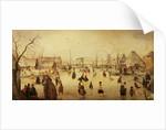 The Pleasures of Winter by Hendrik Avercamp