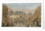 Edmonton Statute Fair by John Nixon