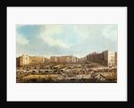 Smithfield Market by James Pollard