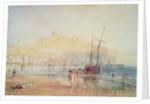 Scarborough by Joseph Mallord William Turner