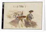 A Watering Cart, 1890 by Robert Frederick Blum